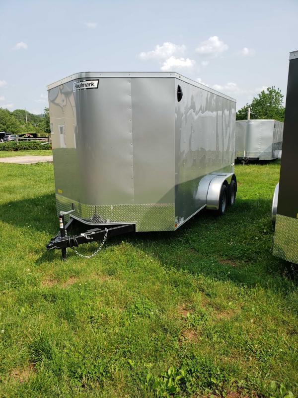 2019 Haulmark PP714T2-D Enclosed Cargo Trailer