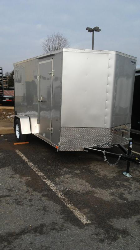 2019 Integrity Trailers WW6X12 Enclosed Cargo Trailer