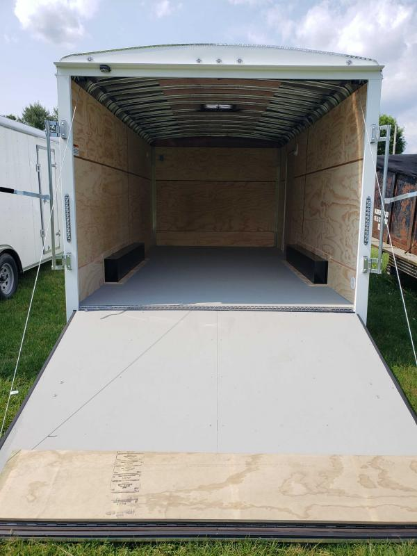 2019 Integrity Trailers PL8X16T Enclosed Cargo Trailer