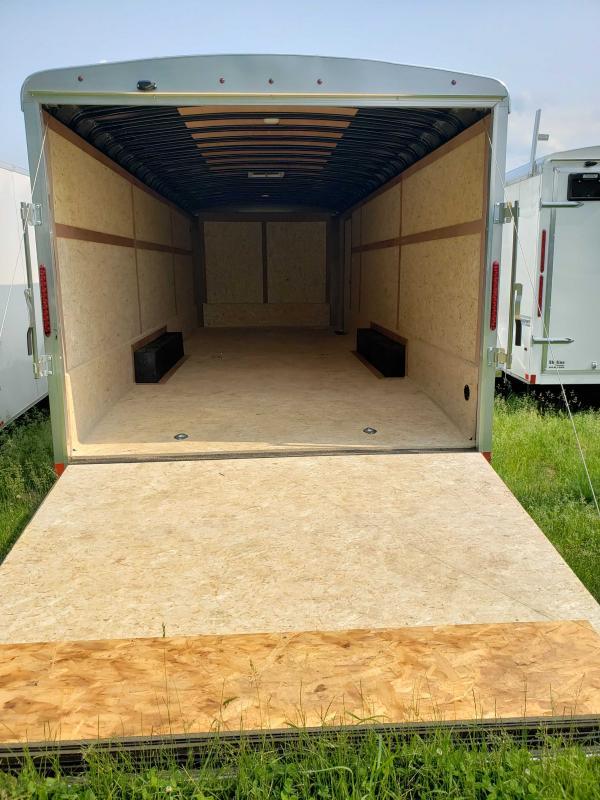 2019 Wells Cargo RF8524T3 Enclosed Cargo Trailer