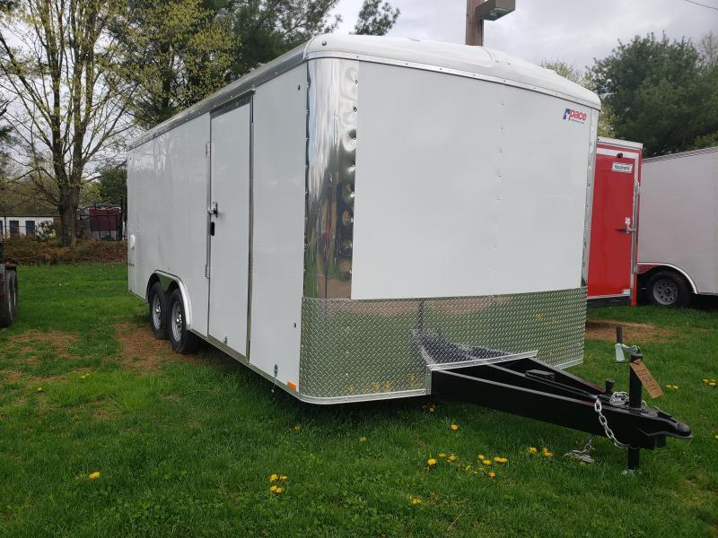 2020 Pace American CS85X18TE2 Enclosed Cargo Trailer