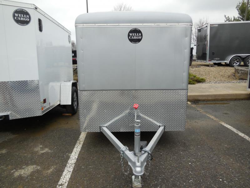 2018 Wells Cargo SW10 Enclosed Cargo Trailer