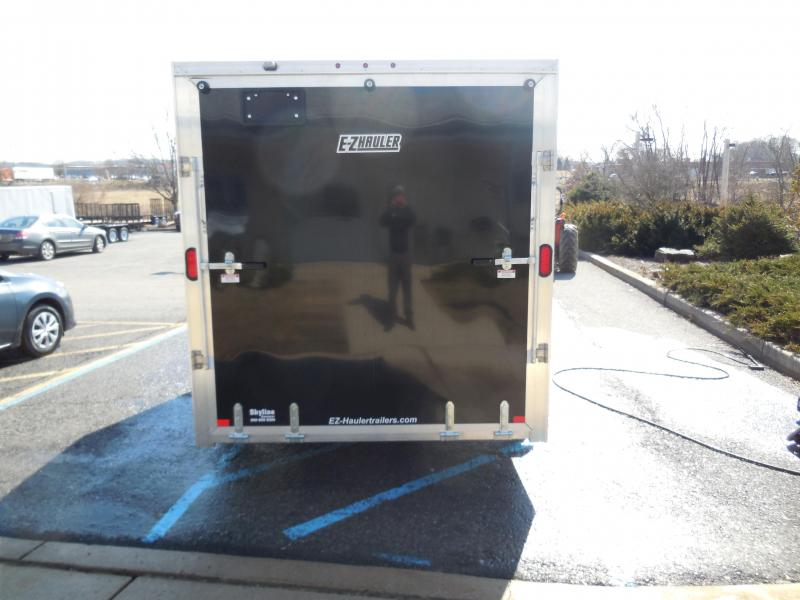 2018 EZ Hauler EZEC7X12 Enclosed Cargo Trailer