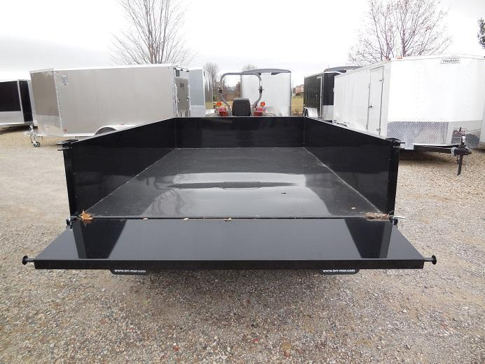 2019 Bri-Mar DTR610LP-10 Dump Trailer