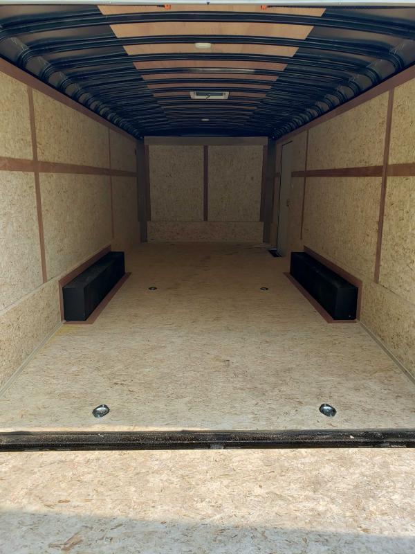 2019 Wells Cargo RF8520T3 Enclosed Cargo Trailer