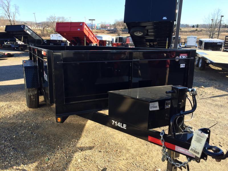 2020 Bri-Mar DT714LP-LE-14 Dump Trailer