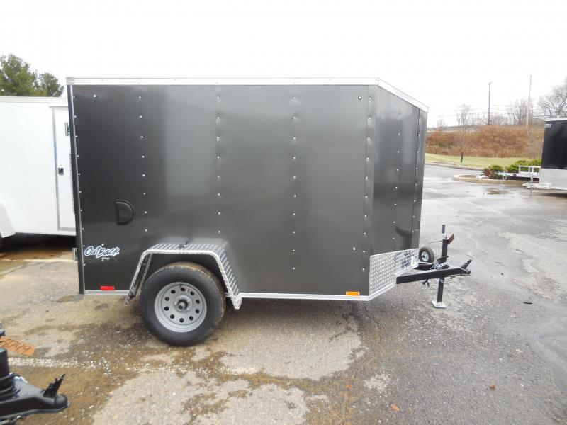 2019 Pace American OB5X8SI2DLX Enclosed Cargo Trailer