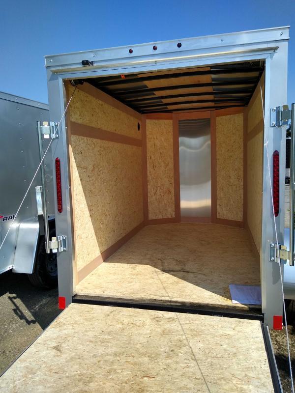 2019 Wells Cargo RFV58S2 Enclosed Cargo Trailer