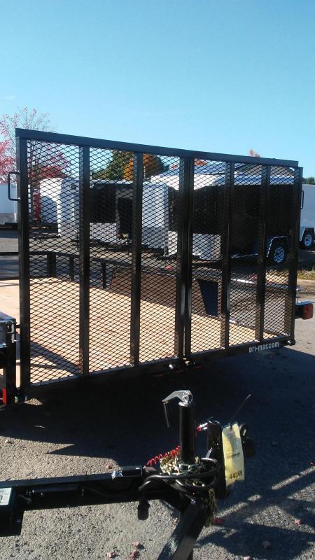 2019 bri mar ut 714 utility trailer skyline trailers is. Black Bedroom Furniture Sets. Home Design Ideas