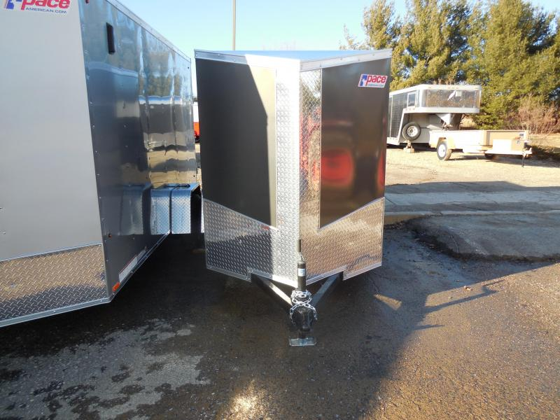 2019 Pace American JV5X8SI2 Enclosed Cargo Trailer