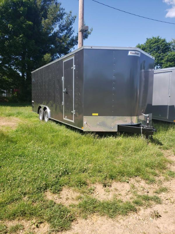 2019 Haulmark PP8520T2-D Enclosed Cargo Trailer