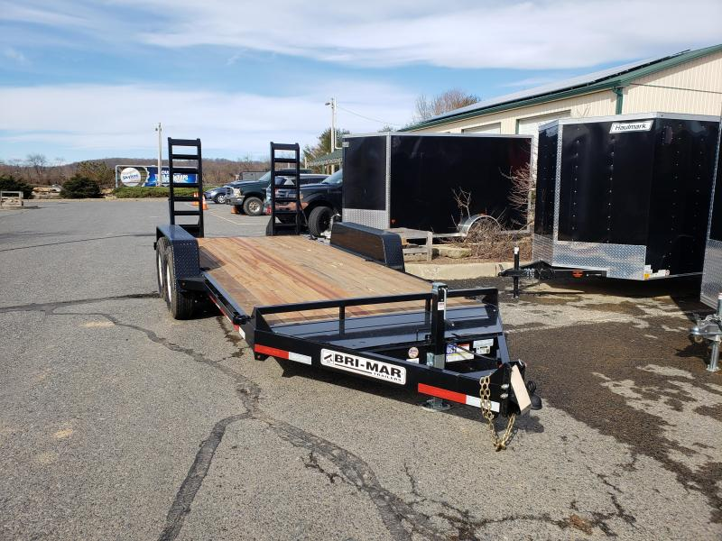 2019 Bri-Mar EH16-12 Equipment Trailer