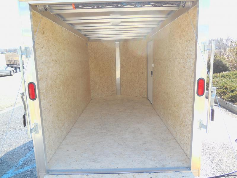 2018 EZ Hauler EZEC6X12 Enclosed Cargo Trailer