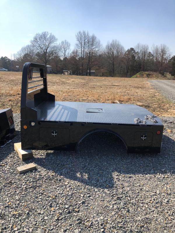 2019 Norstar ST Truck Bed for Single Wheel Long Bed Dodge