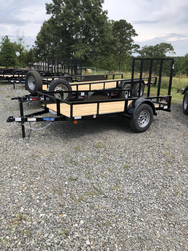 2019 Top Hat Trailers 5x10 BP Utility Trailer