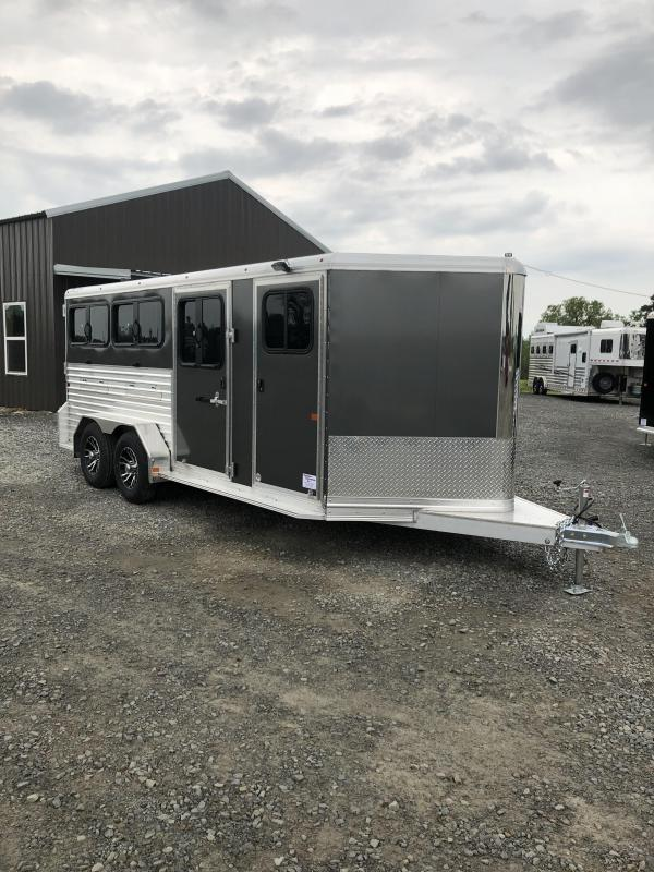 2019 Frontier 6 Pen Low Pro Pig Trailer in Ashburn, VA