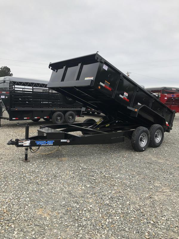 2019 Top Hat Trailers 14x83 Dump Trailer in Ashburn, VA