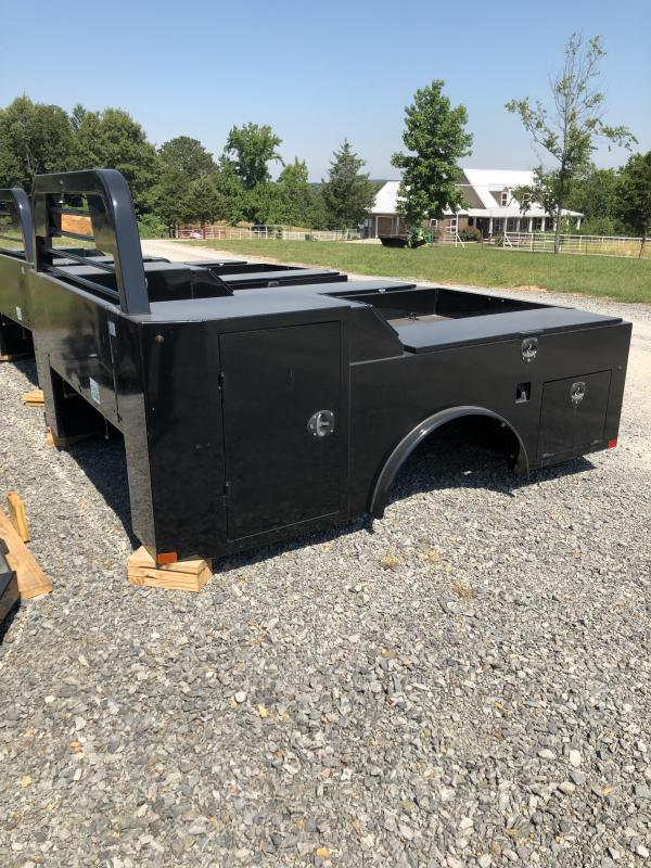 2018 Norstar SD Truck Bed for Cab Chassis