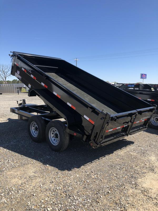 2019 Norstar Iron Bull 14x83 Dump Dump Trailer