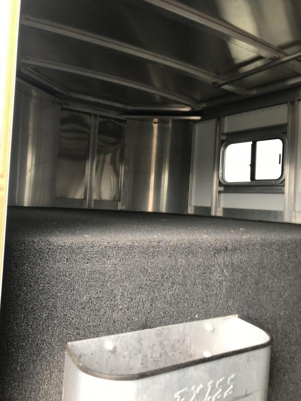 2003 Exiss Trailers 3 Horse Trailer