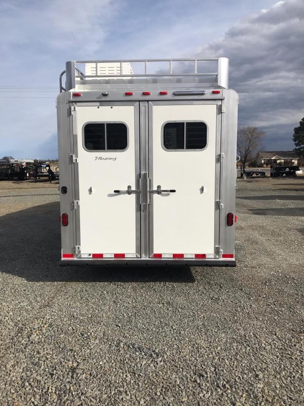 2018 Elite Trailers 3 Horse Mustang
