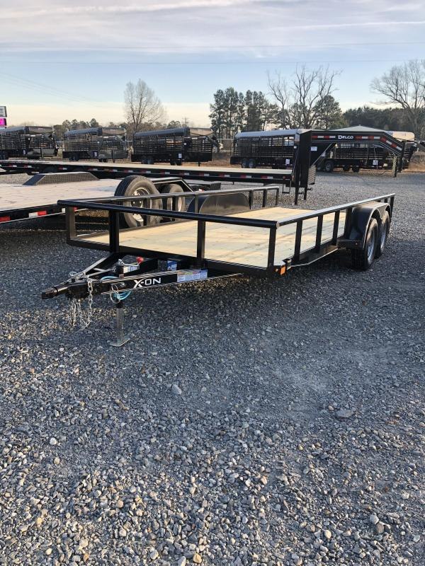 2019 X-On 18x83 BP Utility Utility Trailer