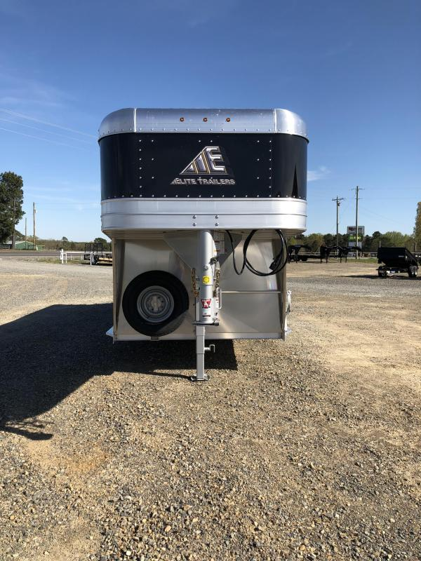 Dealer Demo: 2019 Elite Trailers 24x7 Stock Trailer