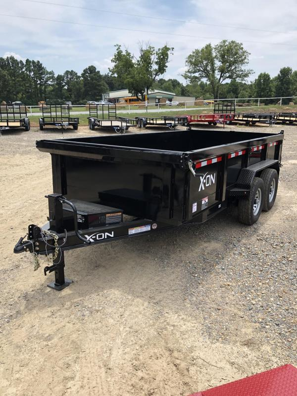 2018 X-On 14x7 BP Dump Trailer in Briar, MO