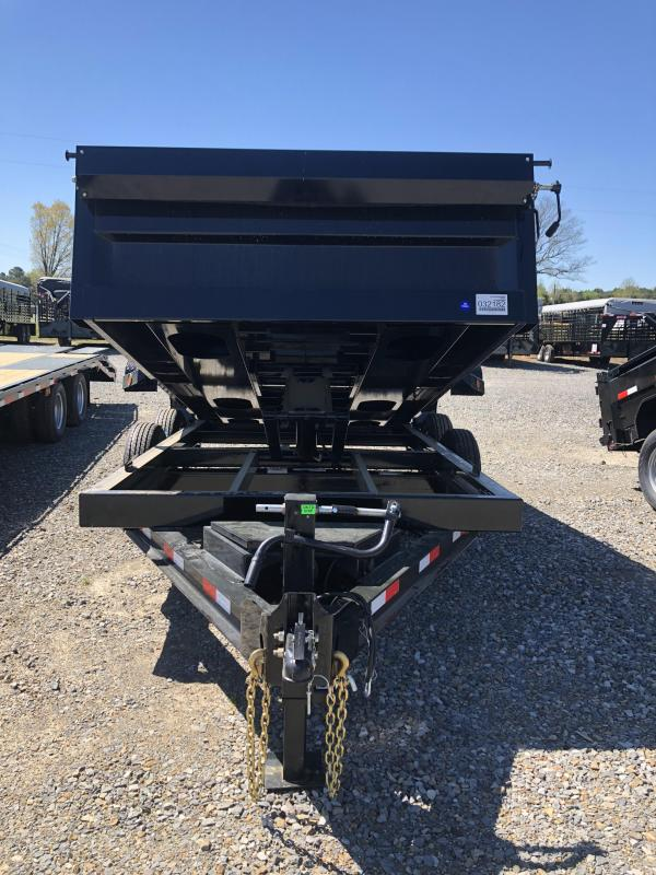 2019 Norstar Iron Bull 14x83 Dump Dump Trailer in Ashburn, VA