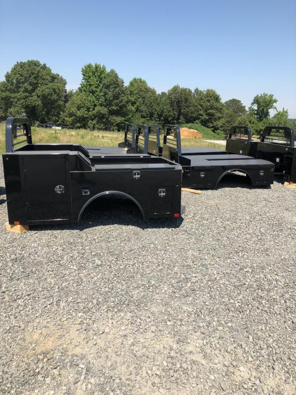 2018 Norstar SD Dually Truck Bed