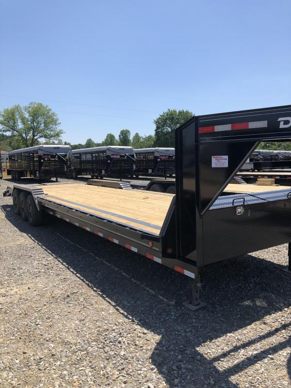 2019 Delco Trailers 32 ft GN Equipment Hauler