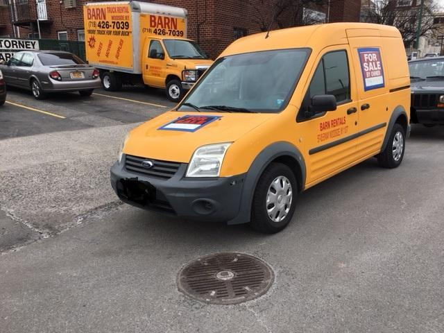 2010 Ford Transit Connect Truck