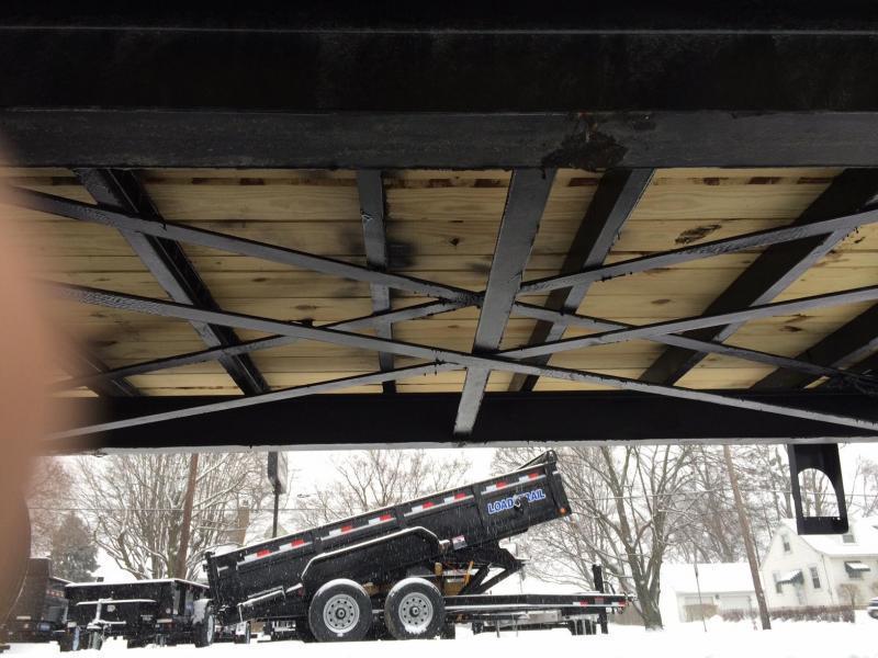 2018 Sure-Trac 102x20+5 15000# Gooseneck Beavertail Deckover Trailer * PIERCED FRAME