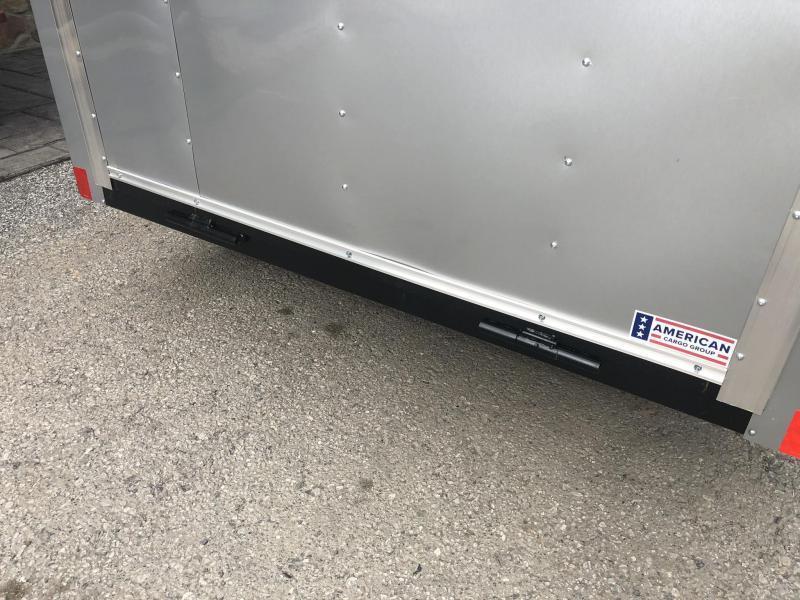 "2019 Wells Cargo 6x10' Fastrac DELUXE Enclosed Cargo Trailer 2990# GVW * CHARCOAL EXTERIOR * RAMP DOOR * .030 EXTERIOR * 1PC ALUM ROOF * 6'6"" HEIGHT * TUBE STUDS * 16"" O.C WALLS"