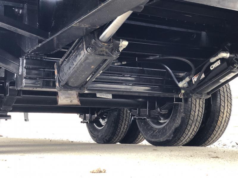 2019 Sure-Trac 102x20+10' Gooseneck Hydraulic Dovetail Deckover Trailer 22500# GVW