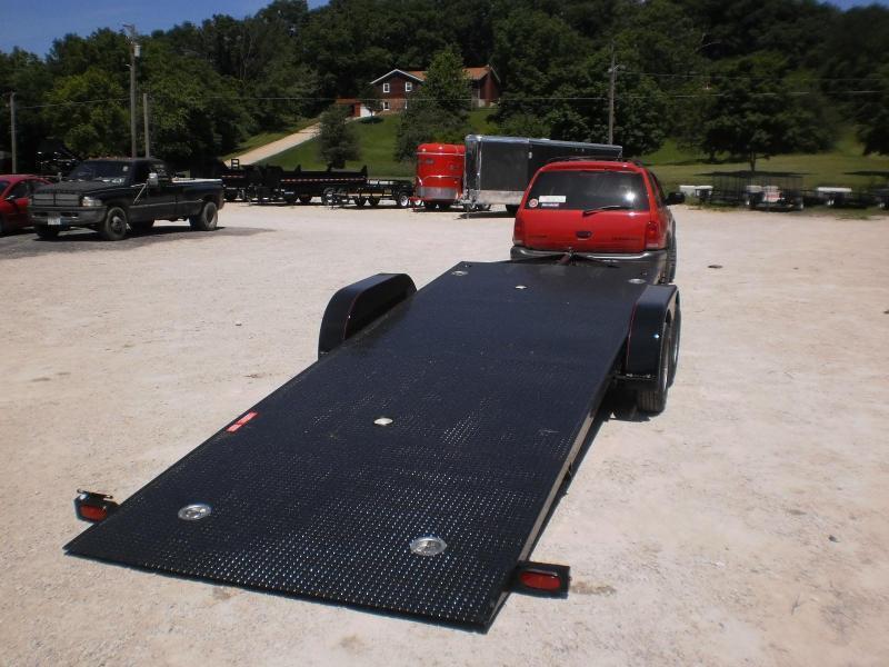 "2019 Kwik Load 7x20' 7000# ""Texas Rollback"" Low Angle Car Trailer"