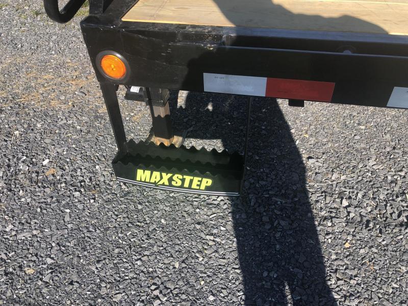 2019 Load Trail 102x32' Gooseneck Beavertail Deckover Flatbed 22000# Trailer * GP0232102 * MAX Ramps * HDSS Suspension * Dexter Axles