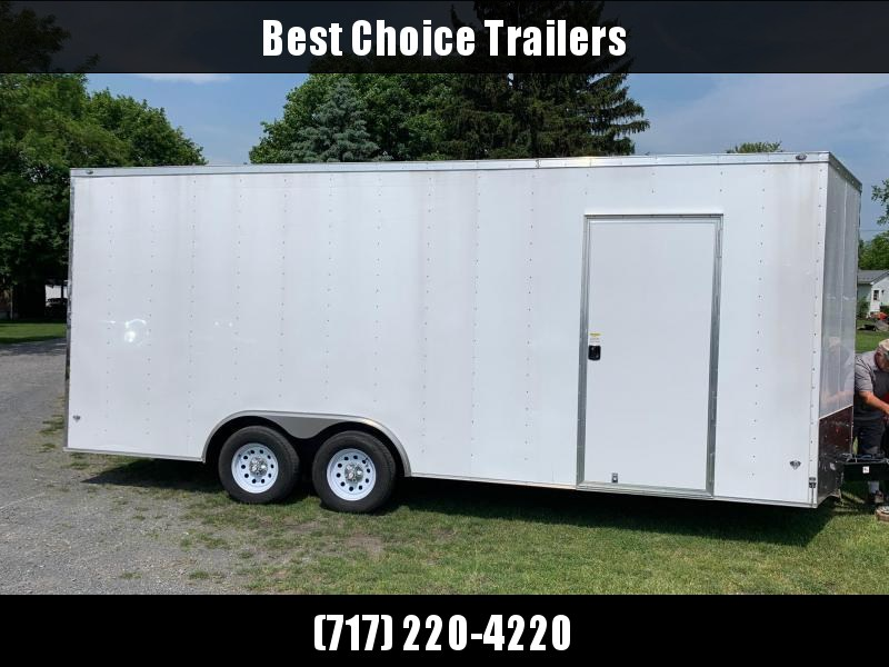 2018 Other Trade In Enclosed Cargo Trailer