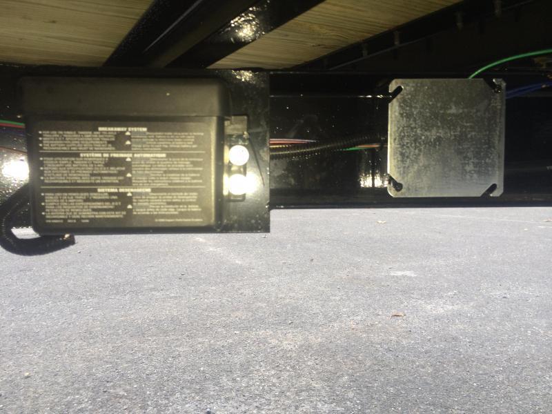 2019 Sure-Trac 102x20+5 22K Pintle Beavertail Deckover Trailer Pierced Frame OAK DECK & RAMPS PAVER TRAILER  * SIDE TOOLBOX * OAK RAMPS/TAIL/DECK * 2ND JACK