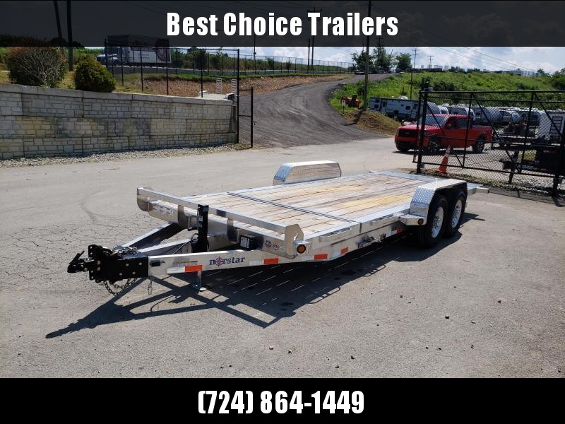 2019 Ironbull 7x16+4 Aluminum Gravity Tilt Equipment Trailer 14000# * ALUMINUM * TORSION * STOP VALVE * ALUMINUM WHEELS