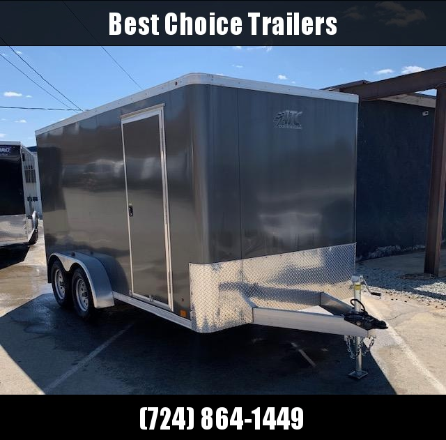 2017 ATC Raven Enclosed Cargo Trailer