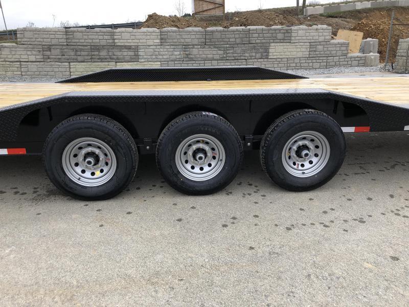 "2019 Ironbull 102x40' Gooseneck Car Hauler Equipment Trailer 21000# * 102"" DECK * DRIVE OVER FENDERS * WINCH PLATE * 4' DOVETAIL"