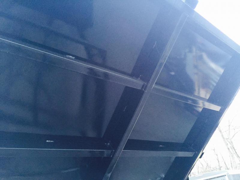 2019 QSA 7x14' Dual Ram Low Profile Dump Trailer 12000# Ramps * CLEARANCE - FREE TARP KIT