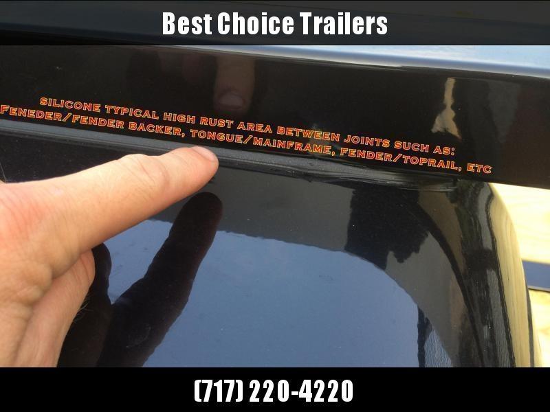 2020 Sure-Trac 6x12' 2990# Tube Top Landscape Utility Trailer