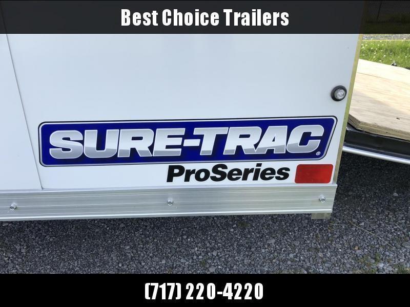 2019 Sure-Trac 8.5x18 STRLP Landscape Pro Package Trailer 9900# GVW