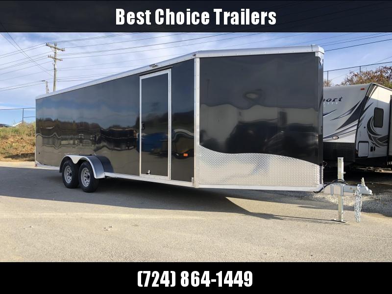 2019 Neo 7x26' NASR Aluminum Enclosed All-Sport Trailer * DELUXE MODEL * BLACK * UTV * ATV * Motorcycle * Snowmobile in Ashburn, VA