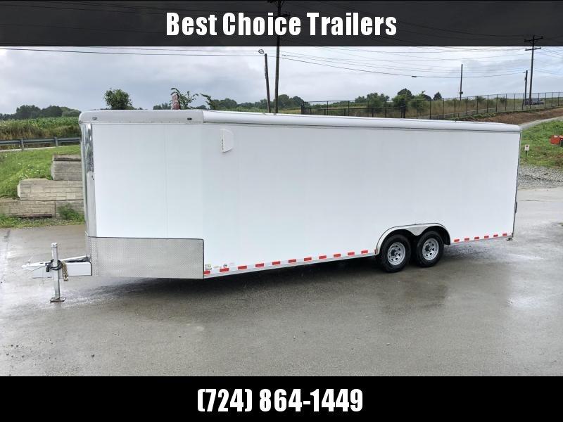 NEW Wells Cargo EW2425W-V Commercial Enclosed Cargo Trailer 14000# GVW * LOADED MODEL * COMMERCIAL CONTRACTOR/LANDSCAPER TRAILER in Ashburn, VA