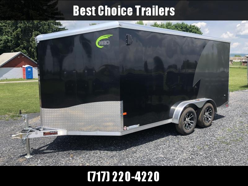 2018 NEO Trailers NAM1475TR74 Enclosed Cargo Trailer