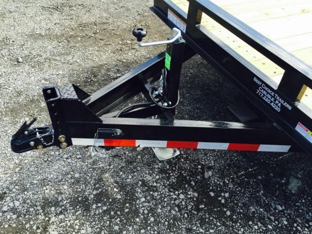 2019 Sure-Trac Implement 7'x18' Equipment Trailer 14000# GVW