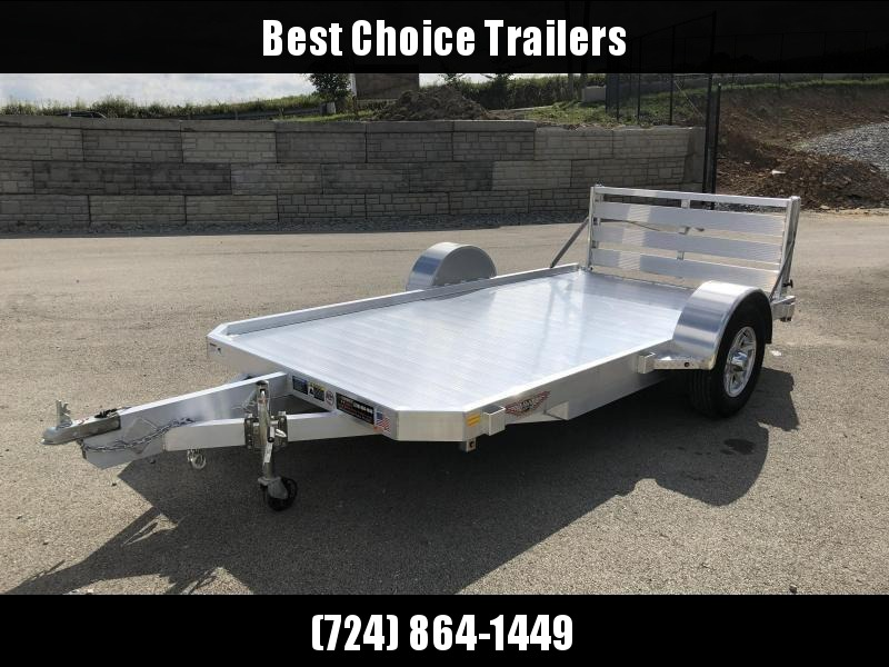 2018 H&H 6x12' LSA Utility Trailer 2990# GVW * CLEARANCE